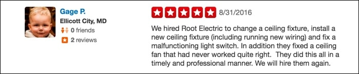 electrician-yelp-review-nottingham-md