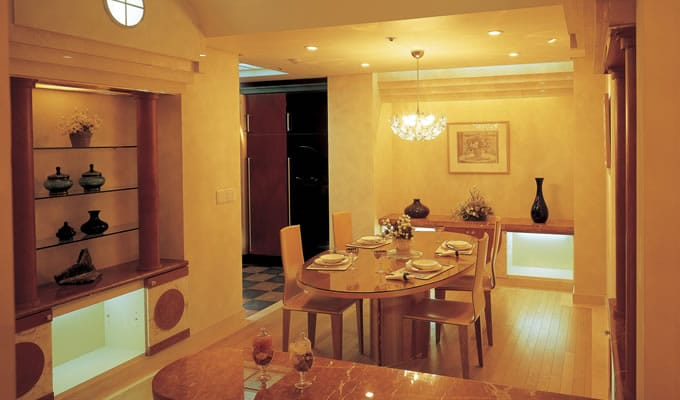 dining-room-recessed-lighting