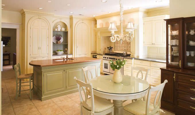 large-kitchen-recessed-lighting