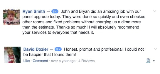 facebook-electrician-reviews