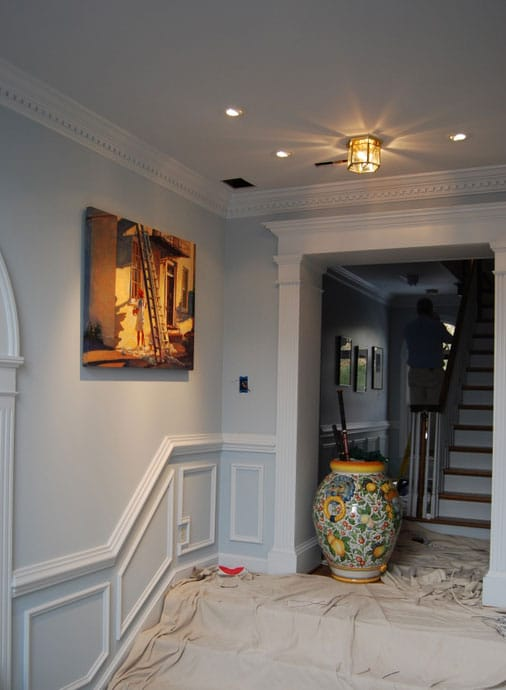 Recessed lighting installation contractor - Woodbridge, VA