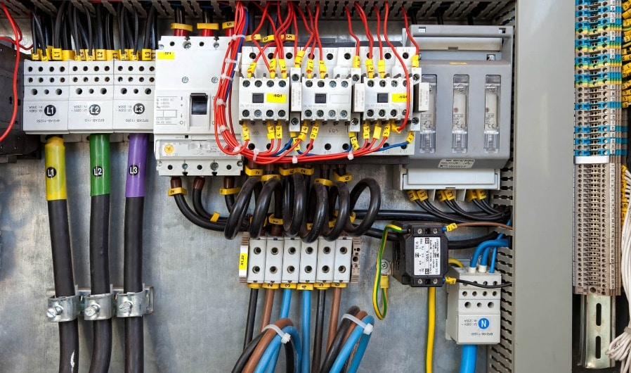Circuit and electrical panel upgrades for commercial equipment and ...
