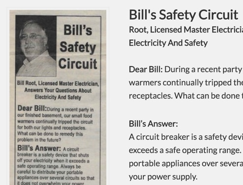 electrical-safety-faqs-food warmer trips circuit